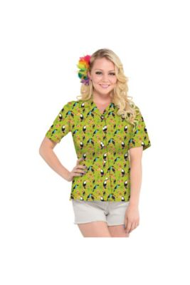 5fc2a172 Hawaiian Shirts - Floral Shirts | Party City