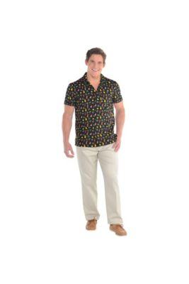 Tiki Time Hawaiian Shirt