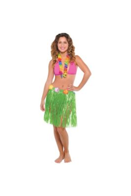 989b5bd32279 Hula Skirts - Grass Skirts | Party City