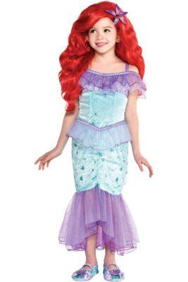 Disney Princess Costumes & Dresses   Party City