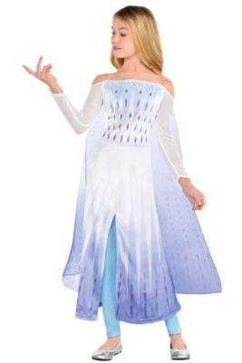 NEW Disney Store Frozen Princess Anna Costume Dress  7//8 9//10