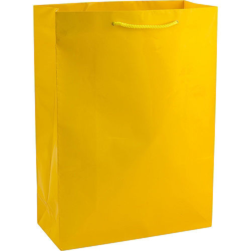 Click To Favorite Yellow Gift Bag