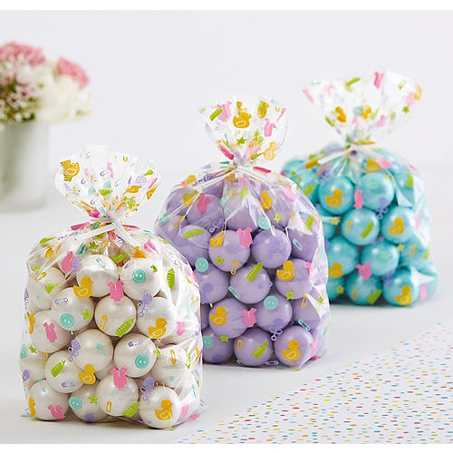 Baby Shower Favor Boxes Bags Containers Party City