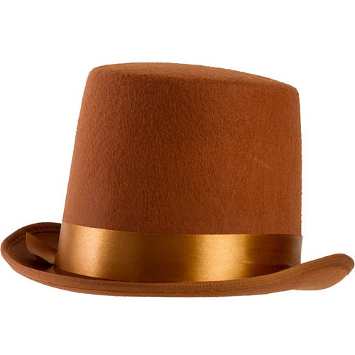 Brown Top Hat dc5778a9d569
