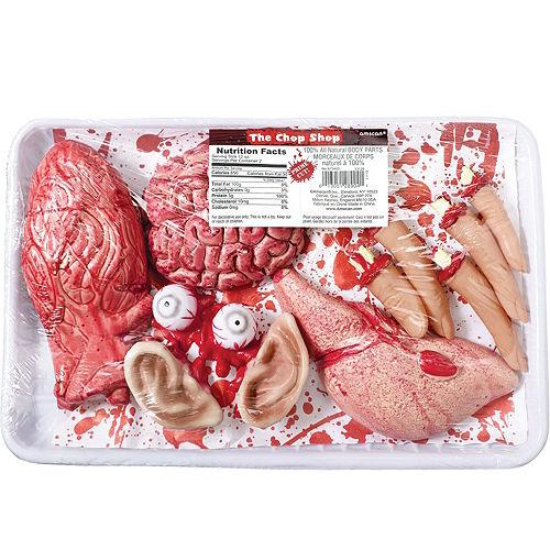 meat market props 12pc