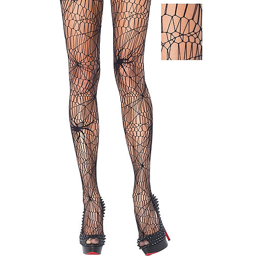 99ab238c238ff4 Fishnet Stockings & Pantyhose for Women   Party City