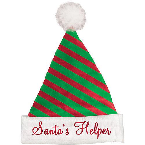 santas helper elf hat