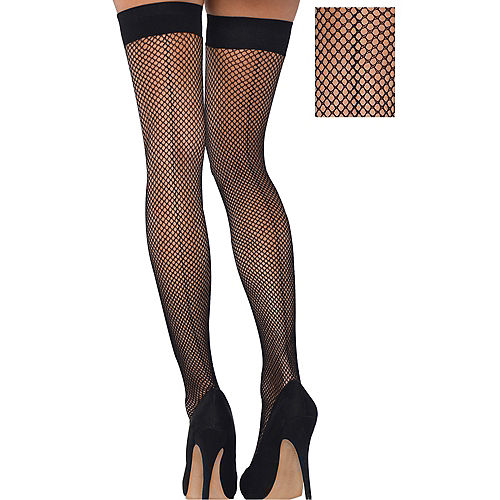 06c20133c7ea4 Sexy Thigh High Stockings - Thigh Highs for Women | Party City