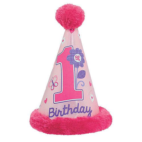 Sweet Girl 1st Birthday Hat