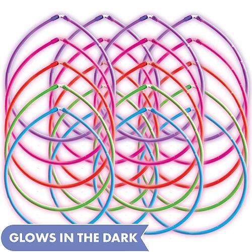 4668107e40 Rainbow Glow Sticks 50ct