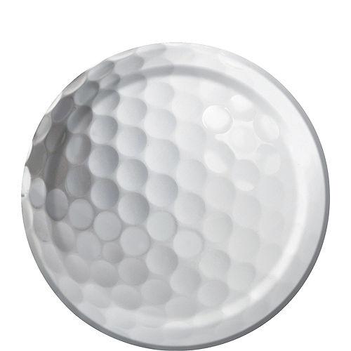 Golf Dessert Plates 8ct