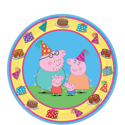 Peppa Pig Party Supplies Peppa Pig Birthday Party City