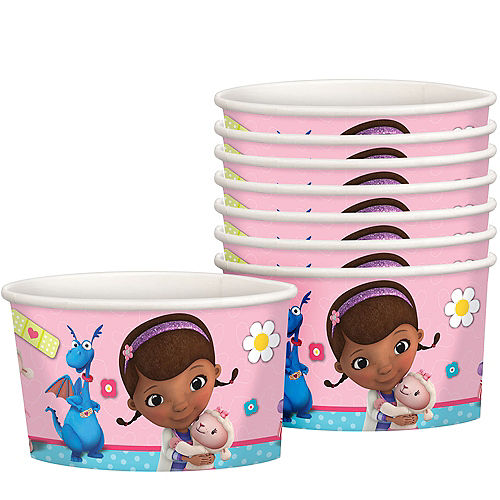 Doc McStuffins Treat Cups 8ct