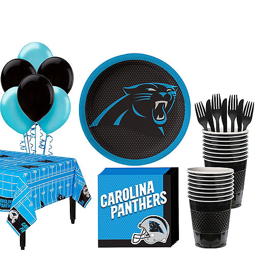 519538a89 Carolina Panthers Super Party Kit for 18 Guests
