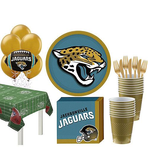 1c0b551e NFL Jacksonville Jaguars Party Supplies | Party City