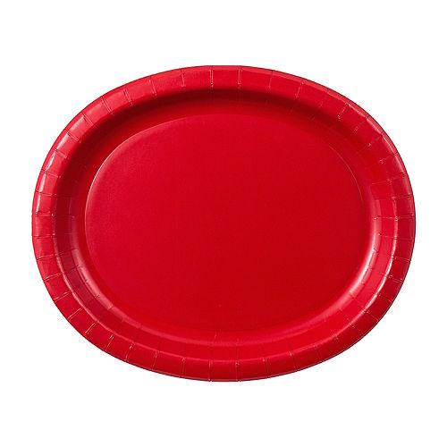 solid color paper plates plastic plates party city