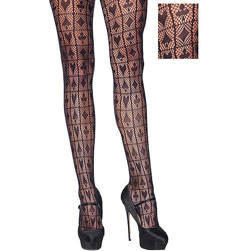 a01e15e703106 Fishnet Stockings & Pantyhose for Women | Party City