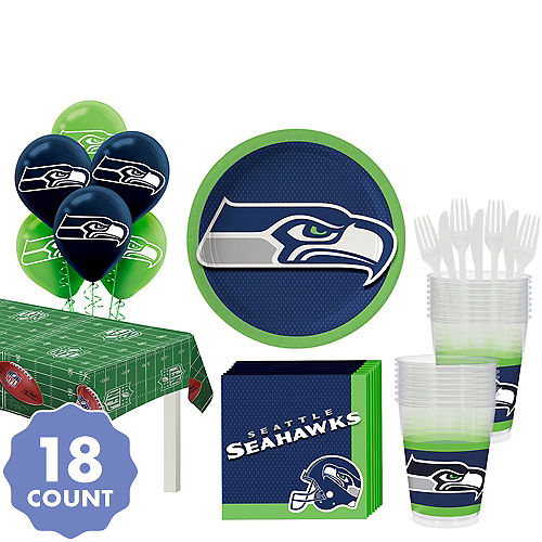 Seattle Seahawks Party Supplies