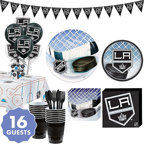 NHL Los Angeles Kings Party Supplies | Party City