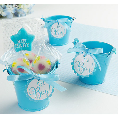 09ca71ae3 Boys Baby Shower Favors - Baby Shower Favors for Boys | Party City