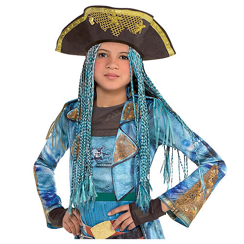 10362dae Child Uma Hat with Braids - The Descendants 2