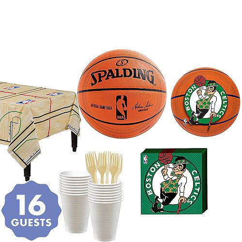 Boston Celtics Party Kit 16 Guests