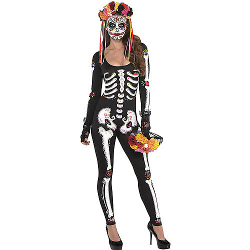 2bffdb5b5947c Day of the Dead Costumes - Day of the Dead Halloween Costumes ...