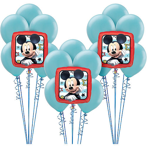 cfac220dbb1 Mickey Mouse Party Supplies - Mickey Mouse Birthday Ideas   Party City