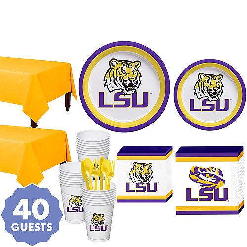 Lsu Tigers Party Supplies Party City