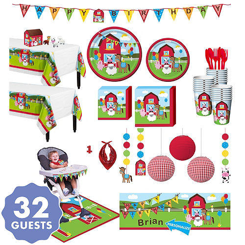 1st Birthday Party Supplies First Birthday Ideas Party City