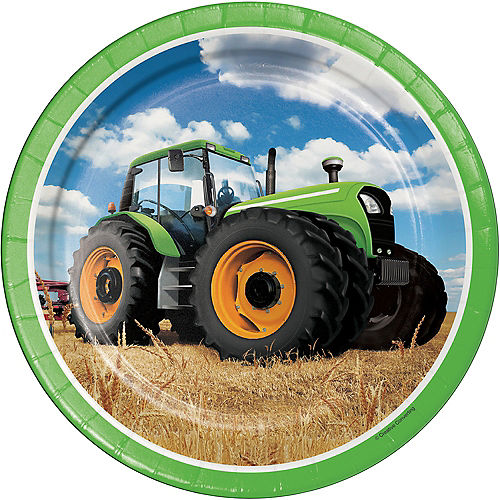 Tractor Party Supplies - Tractor Birthday Party | Party City