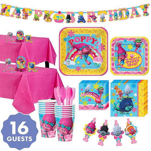 749e4887fb Trolls Party Supplies - Trolls Birthday Party | Party City