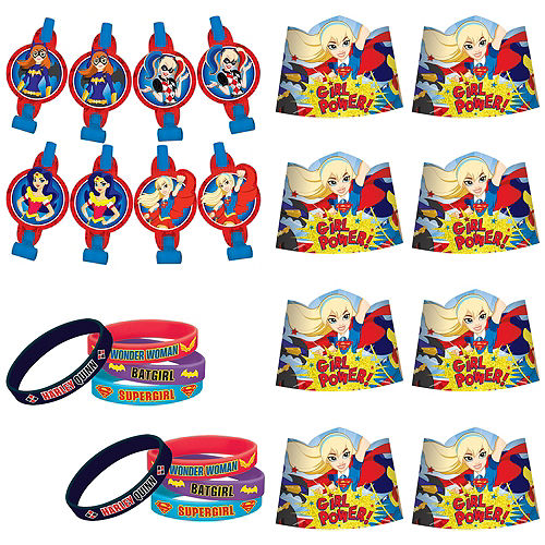 DC Super Hero Girls Accessories Kit