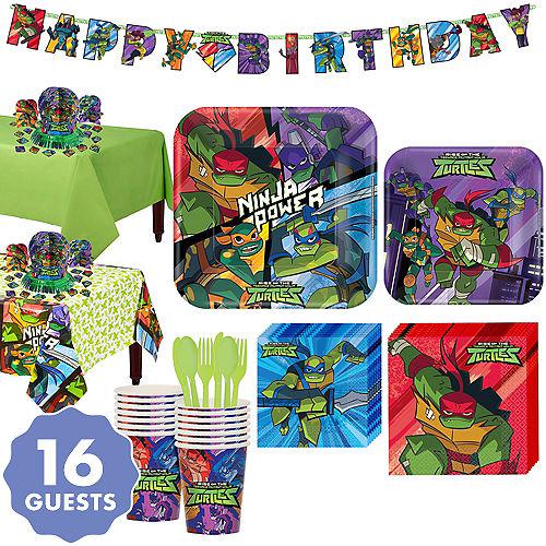 Teenage Mutant Ninja Turtles Party Supplies Ninja Turtle Birthday
