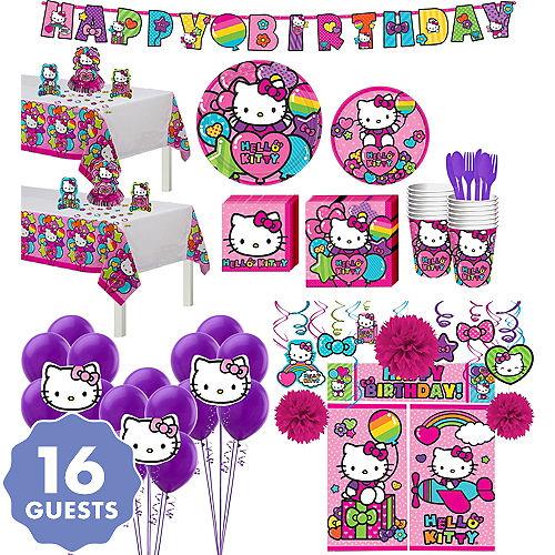 45f45a797 Hello Kitty Party Supplies - Hello Kitty Birthday Ideas | Party City