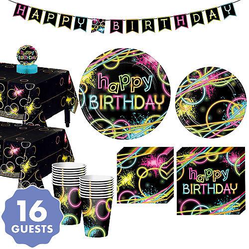 Home 30th Birthday Party Ideas Nj Neon Supplies