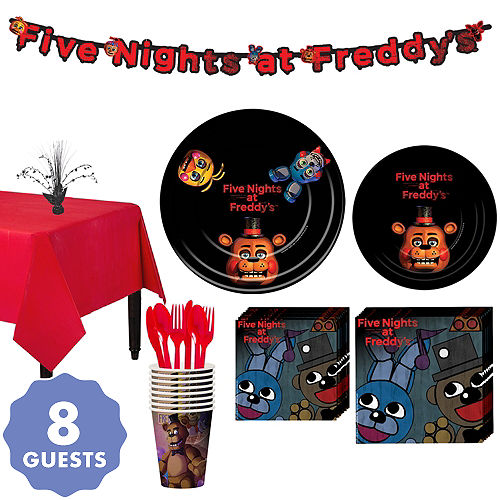 Five Nights at Freddy's Party Supplies   Five Nights at Freddy's