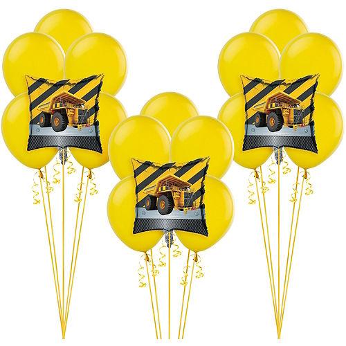 Construction Zone Balloon Kit
