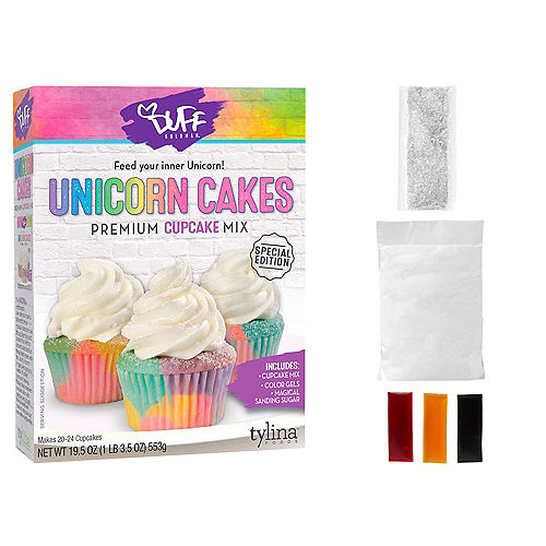 Duff Goldman Unicorn Cupcake Kit
