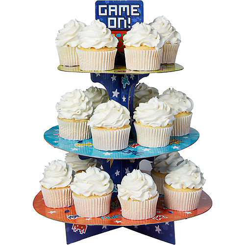 Epic Party Cupcake Stand