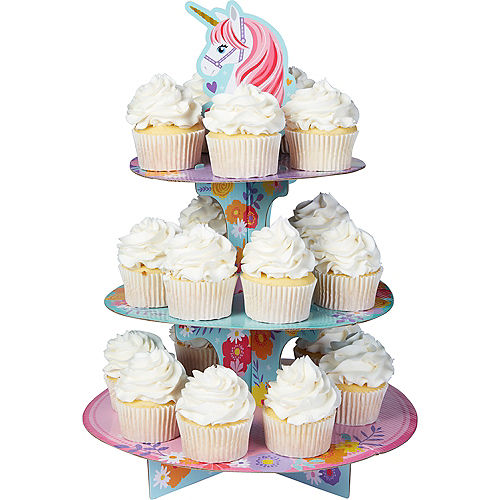 Magical Unicorn Cupcake Stand