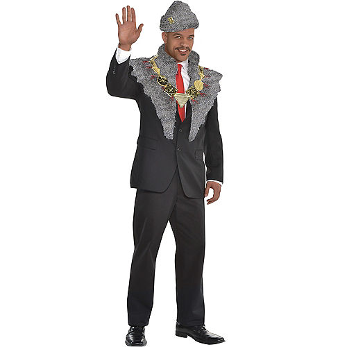 b404082d Adult Prince Akeem Costume Accessory Kit - Coming to America