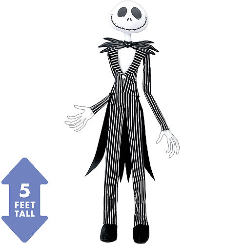 poseable jack skellington hanging decoration the nightmare before christmas
