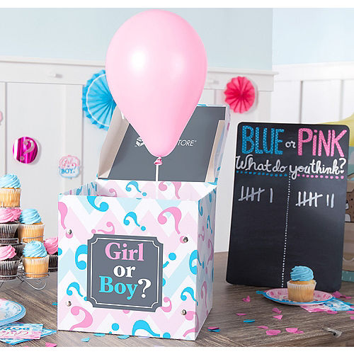 Gender Reveal Party Supplies Gender Reveal Themes Party City