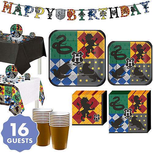 Harry Potter Party Kit For 16 Guests