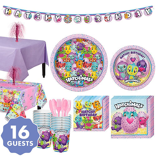 Hatchimals Party Pack For 16 Guests