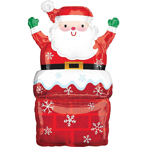 ec40bfc559dc7 Giant Santa Chimney Balloon