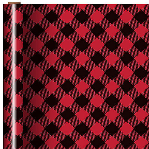 buffalo plaid gift wrap - Cheap Christmas Wrapping Paper