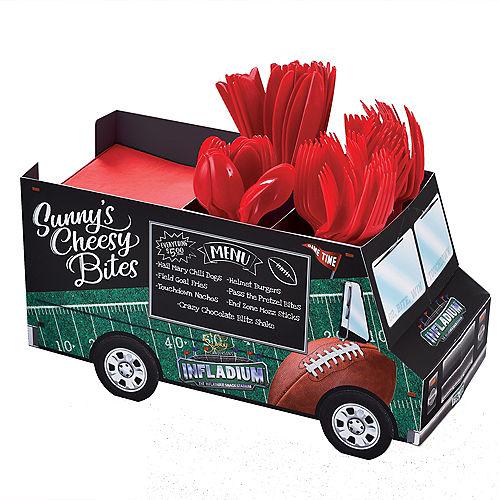 Sunny Andersons Football Truck Utensil Caddy
