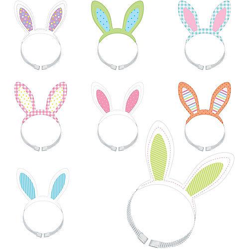 24c168f31ac Easter Bunny Ears   Headbands